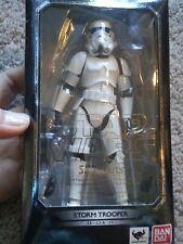 Star wars a new hope stormtrooper sh figuarts bandai