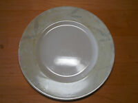 "Pier 1 ANTIQUED Dinner Plate 10 3/4"" Green 1 ea        11 available"
