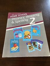 A Beka Book Home School Phonics, Reading, And Spelling 2 Curriculum/Lesson Plans