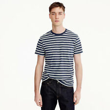 8fbf0bf2 J.CREW Striped 100% Cotton T-Shirts for Men for sale | eBay