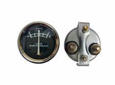 10 Pz Riproduzione Lucas 8 Amp Amperometro Per BSA, Triumph Norton Reale Enfield