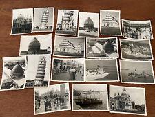18 Fotos Pisa Venedig Adria Motorboot Tretboot 60er Jahre