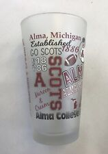 Alma College Collins Glass