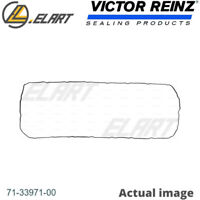 GASKET CYLINDER HEAD COVER FOR IVECO STRALIS F3AE3681Y F3AE3681B VICTOR REINZ