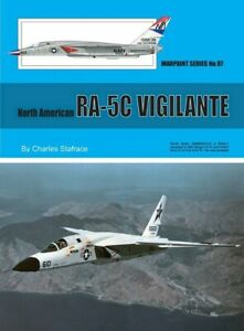 WPS97 - NEW Warpaint Series Books 97 North-American RA-5C Vigilante