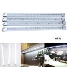 4pcs Kitchen Under Cabinet Counter LED Light  Bar Kit Energy Saving