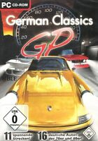 PC CD-ROM + German Classics GP + Rennen + Racing + Autos + 3D + Fahrstrecke