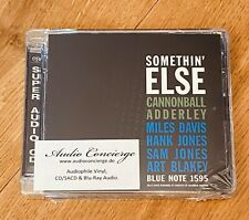 Cannonball Adderley: Somethin' Else - Analogue Productions Hybrid Stereo SACD (C