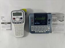 Brother P-Touch Label Maker PT-H100 and PT-1280 Tested and Works