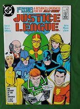 Justice League of America #1 1987