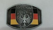 Belt Buckle World Cup Fifa Soccer Germany