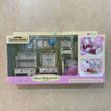 Sylvanian Families  Sister Bed Room Set New In Box 2960