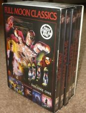 Full Moon Classics Volume 1 Complete 5 DVD Set Arcade Bad Channels Seep People &