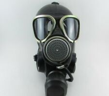 Genuine USSR Military Soviet Army Black Gas Mask PMK-2, size 2, New