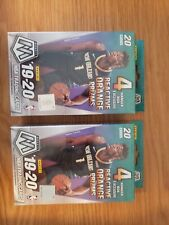 Panini 2019-20 Mosaic NBA Basketball Trading Cards, Hanger Box - 2 hangers