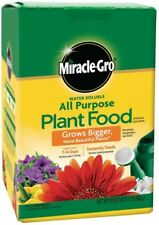 Miracle-Gro Water Soluble 1.5 lb. All-Purpose Plant Food Beautiful Plants