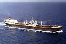 rs1332 - Shell Oil Tanker - Crania - photograph 6x4