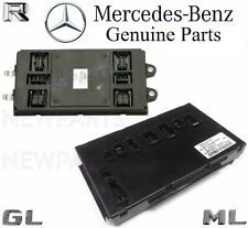 For MB X164 W164 Front & Rear Set Signal Acquisition Modules SAM Control Units