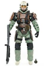 "Halo Reach Series 1 UNSC HEAVY TROOPER Marine 5"" Action Figure McFarlane Toys"