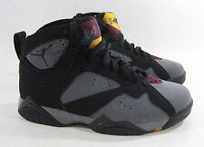 """Air Jordan 7 Retro """"Bordeaux 2011 Release 304775 003 Black-Graphite Size 7.5"""