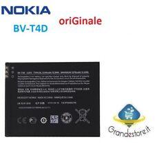 BATTERIA ORIGINALE NOKIA BV-T4D 3340mah PER Microsoft Lumia 950 XL 950XL NUOVA