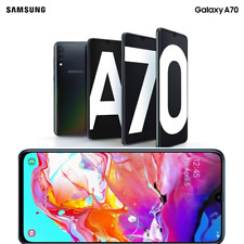 Samsung Galaxy A70 A705U - 128GB - Black (Unlocked) (Single SIM) (CA)  Xfinity