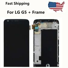 LCD Display Screen Touch Digitizer + Frame for LG G5 VS987 LS992 US992 RS988 US