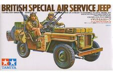 Tamiya 35033 Maquette 1/35  British Special Air Service Jeep