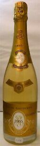 Cristal Louis Roederer  - Champagne - Blanc Effervescent - 2005