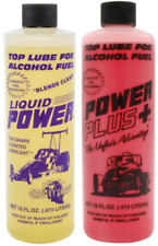 Power Plus Top Lube 2 Pack Grape/Cherry Scented Fuel Additive for Gas/Methanol