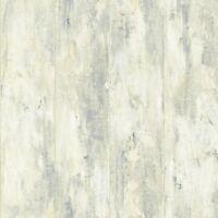 Nantucket Nautical Beach Wood with Blue Wash Sure Strip Wallpaper NY4954