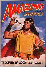 GLOSSY FINE Nov 1947 Sci-Fi 25c AMAZING STORIES Pulp Mag! Ziff-Davis Publication
