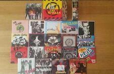THE CLASH - THE SINGLES BOX SET (19 CD Singles Box Set 2006)