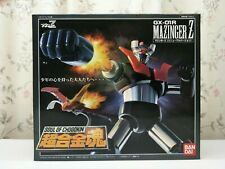 GX-01R  MAZINGER Z    Bandai   2002   Soul of Chogokin   MISB     Free Shipping