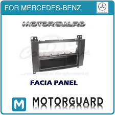 MERCEDES SPRINTER VIANO CD RADIO SINGLE DIN FACIA FASCIA PANEL SURROUND