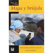 Libros prácticos y de consulta con mapa