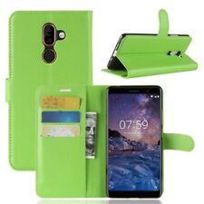 Nokia 7 plus Portable Housse Sac Case Étui de vert 2011 G