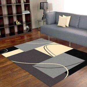 New Modern Swing Soft Fine Floor Rug Carpet All Sizes