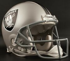 OAKLAND RAIDERS 1964-1999 NFL Riddell AUTHENTIC Throwback Football Helmet