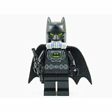 LEGO 76054 DC Batman Scarecrow Harvest of Fear Gas Mask Batman Minifigure