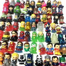 Ooshies Pencil Toppers - Random 10pcs DC Comics/Marvel/TMNT Figure boy kid dolls