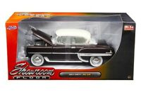 1953 Chevy Bel Air Die-cast Car 1:24 Jada Toys Showroom 8 inch Brown White Walls