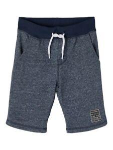 NAME IT Jungen Sweat Shorts Jogginghose NKMVato dunkelblau Größe 116 bis 152