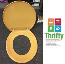 Fowler Ware Inca Gold Premier Deluxe Toilet Seat