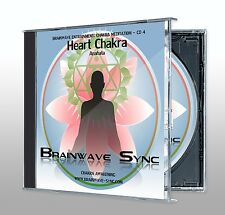 HEART CHAKRA Meditation Energy Clearing Music CD New