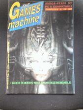 THE GAMES MACHINE 42 Maggio 1992 no zzap PARASOL STAR SIM ANT DARKSEED ULTIMA
