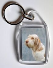 Italian Spinone Key Ring By Starprint - No 2