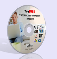 YouTube Business and Marketing Pack - Videos, Guidebooks, Software and More! DVD