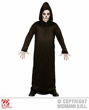 Boys Kids Deathly Grim Reaper Costume for Halloween Living Dead Fancy Dress