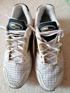 Men's Ladies Adidas ClimaCool Black White Trainers - Size UK 6 Art 149020 Retro